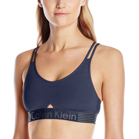 Комплект женского белья топ+слипы Calvin Klein Киев - изображение 3