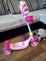 Самокат Hello Kitty Хеллоу Китти