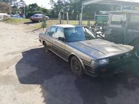 Toyota Cressida 22R stripping for parts