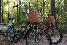 Трехколесный велосипед для взрослых, помощник для бабушки, дедушки