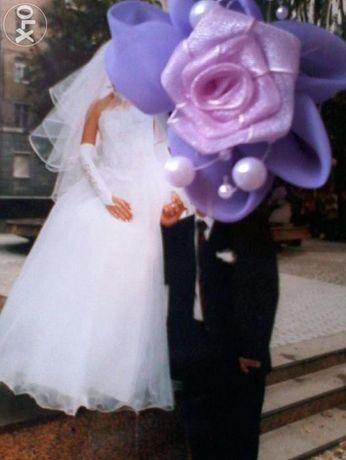 Свадебное платье. Днепр - изображение 6