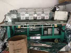 brand new 4head embroidery machine