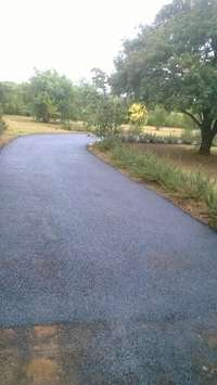 Image of Low cost tarring surfaces/driveways, roads & parking areas.