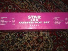 Новый сервиз для кофе