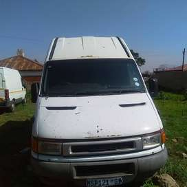 2.8 Iveco Daily running good condition