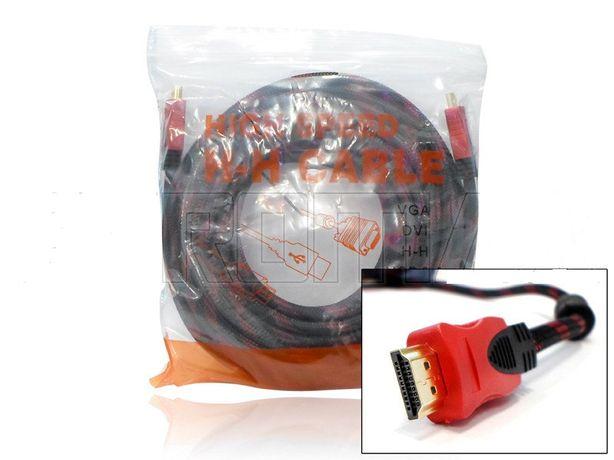 HDMI кабель для тв и ноутбука 1.5м 3м 5м 10м 15м v1.4 Краматорск - изображение 1