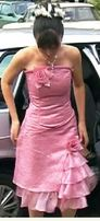 Изумительный розовый костюмчик !!!
