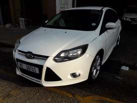 Ford Focus 2014 Manual Transmission