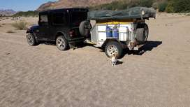 Overlander Off-road Trailer by Buzzard industries for sale R39 K -