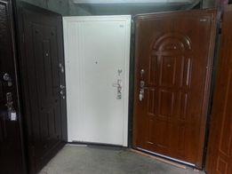 Продажа, установка, доставка входных утепленных бронированных дверей
