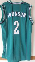 koszulka NBA- Charlotte Hornets -Larry Johnson