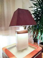 Lampa na stół biurkowa biurko Ikea salon żyrandol almi decor