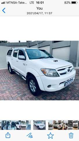Very strong and clean bakkie for sale