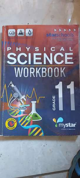 Physical Science textbook Grade11