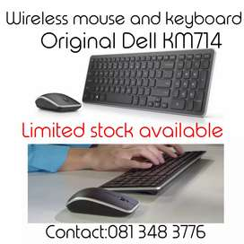 Dell keyboard n mouse wireless