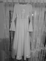 sukienka, alba do komunii
