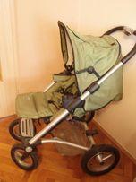 wózek Mutsy Sports baby 01 team, gondola, spacerówka