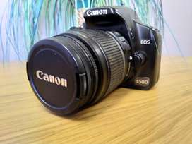 Canon 450D DSLR Camera