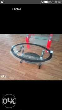 Smart oval table 0