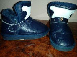 Сапоги,ботинки, угги натуральные р.31
