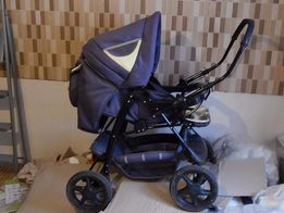Продам недорого коляску-трансформер Trans Baby Яся (Транс Беби Яся)