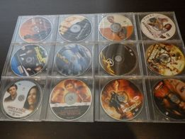 Zestaw 33 filmów na płytach DVD. ZAMIANA.