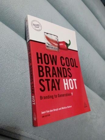 How Cool Brands Stay Hot Warszawa - image 3