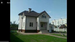Красивый дом 350 м2 в центре с участком 12 соток