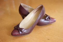 Продам итальянские кожаные туфли