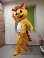 SMOK Chodząca żywa duża maskotka kostium reklamowy