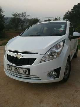 2012 Chevrolet spark 5 doors with  147 975 km start and go