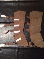 Сварочная роба:рукава, защита голени, китель
