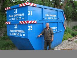 Вывоз мусора , строительного, бытового, любого... контейнером лодкой