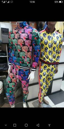 QUALITY MENS TRACK SUITS