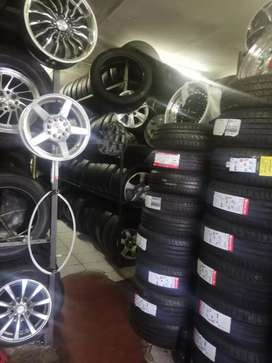 Tyres second hands and new tyres and mags on affordable prices