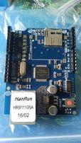 Сетевой модуль для Arduino Ethernet Shield HanRun HR911105A