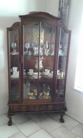 Antique hand made cabinet