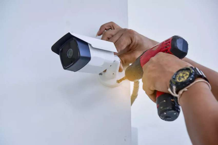 CCTV System Installation for Home & Business 0