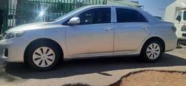 TOYOTA COROLLA QUEST WITH MOTOR PLAN, SERVICE BOOK,