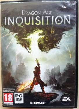 PC DVD ROM GAME INQUISITION DRAGON AGE