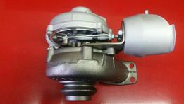 Turbina Turbosprężarka 1.6hdi 109KM C3 C4 C5 Berlingo Focus 308 407