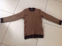 Кофта свитер джемпер мужской на 12-14 лет рост 160 см Турция