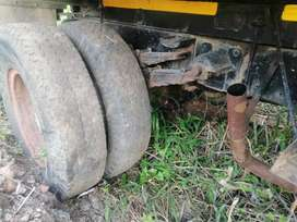 Toyota truck differential