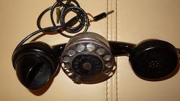 Słuchawka telefoniczna bakelitowa