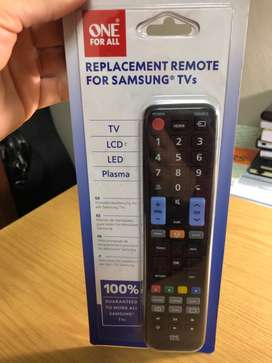 Samsung Replacement Remote