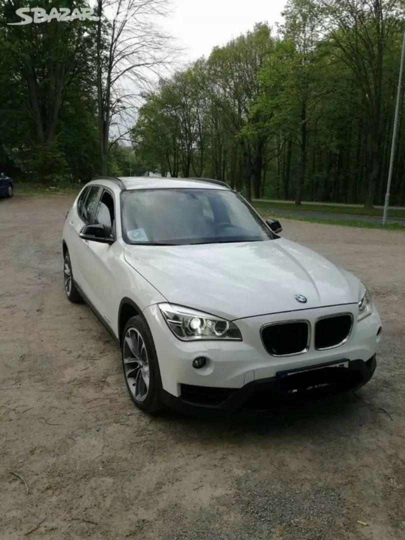 BMW X1 XDRIVE 2.0D, 4x4,135KW - TOP STAV 0