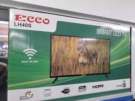 Ecco 40inch smart for only R3850 new with a Warranty