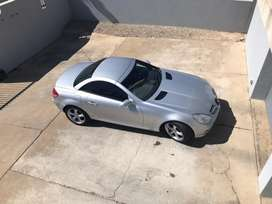 Immaculate SLK350 For Sale