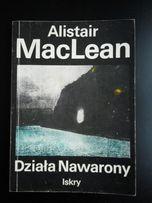 Działa Nawarony - Alistair Maclean