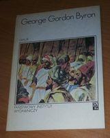 Giaur- George Gordon Byron- lektura z opracowaniem